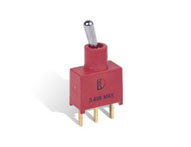 Sealed Miniature Toggle Switches-1A Series