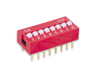 Dip Switches-NDS DA DP Series