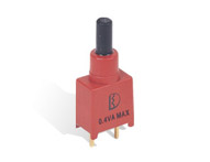 Sealed Sub-Miniature Pushbutton Switches-8A Series