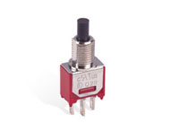 Sub-Miniature Pushbutton Switches-8M Series
