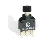 Sealed Ultraminiature Pushbutton Switches-8U Series