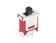 Sub-Miniature Slide Switches -5F Series