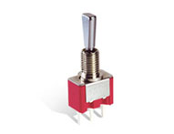Miniature Toggle Switches-1F Series