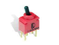 Sealed Ultraminiature Toggle Switches-2U Series