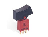 Sealed Miniature Rocker Switches-4A Series