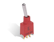 Sealed Sub-Miniature Toggle Switches-2A Series